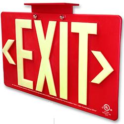 Series C100 Exit Sign